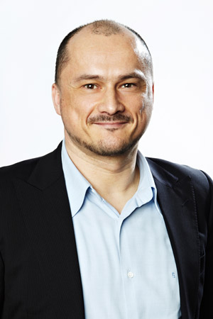Gerald Schröder, MBA