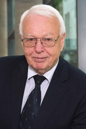 Rainer Hess, LL.D.