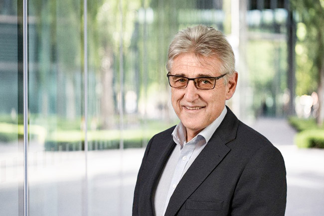 Dr. rer. nat. Gerhard Stumm, MBA